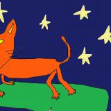 12 le chat qui ne voyait pas la lune