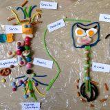 21 neurones et oligodendrocytes