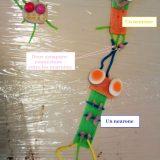 5 deux neurones connectés formant des synapse i.e. connexions et une microglie - copie