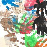 2 - 1 ; 6 ans Ces mains positives relient Robinson aux enfants qui vivaient il y a 30 000 dans la grotte de Gargas.