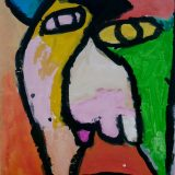 Masque de Cyril - 5 ans