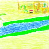 Egypte, Mohammed, 12 ans