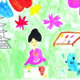 Japon, Momomi, 12 ans