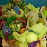 TPS-PS salade aux escargots